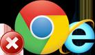 Chrome Internet Explorer